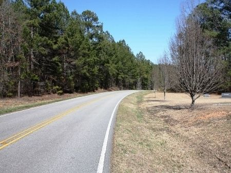 114 Acre Tract - Cr 15 : Wadley : Randolph County : Alabama