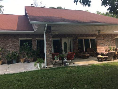 Country Home / Recreation / Hunting : Steedman : Callaway County : Missouri