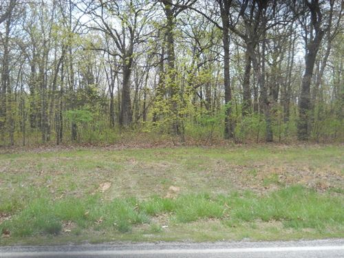 22 Timbered Acres M/L Blacktop : Weaubleau : Saint Clair County : Missouri