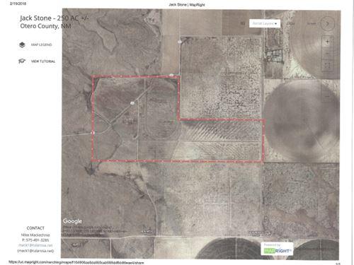 New Mexico Irrigated Farm Del City : Piñon : Otero County : New Mexico