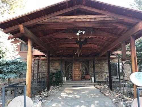 Northern NM Mountain Homes Chama NM : Rutheron : Rio Arriba County : New Mexico