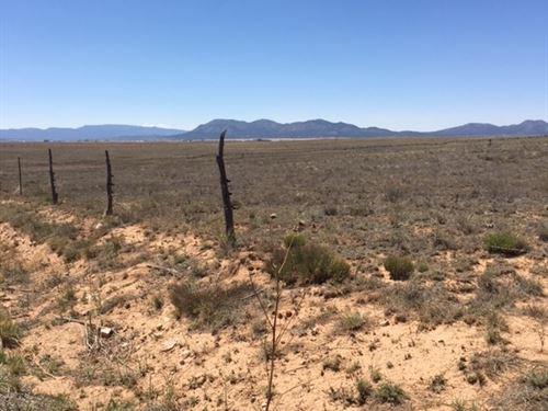 Central NM 10 Ac Homesite Santa Fe : Stanley : Santa Fe County : New Mexico