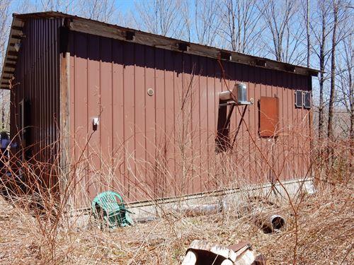 Hunting Property Cincinatus New : Cincinnatus : Cortland County : New York