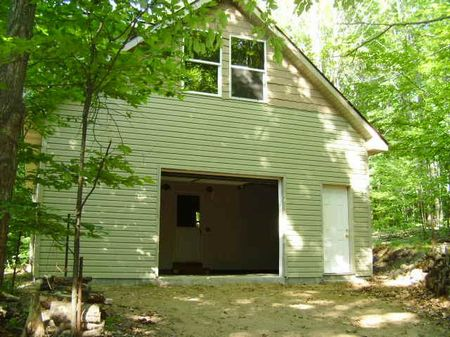 Ten Acres With Great Garage : Mio : Oscoda County : Michigan