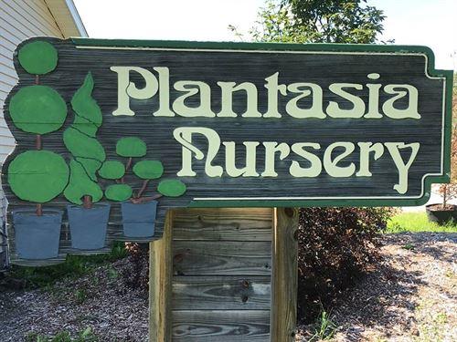 Turn-Key Nursery Business New York : Spencer : Tioga County : New York