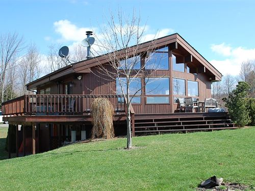 Country Home SE New York, Few : Spencer : Tioga County : New York