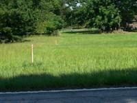 Across Street From Lake Monticello : Jenkinsville : Fairfield County : South Carolina