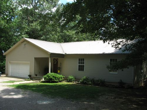 Country Home On 15 Ac In Tn, Pond : Adamsville : Hardin County : Tennessee