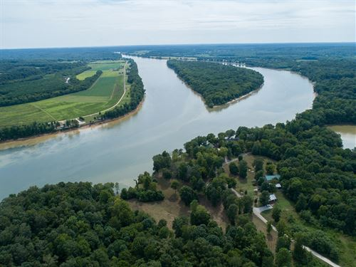 TN Riverfront Acreage, Boat Ramp : Bath Springs : Decatur County : Tennessee