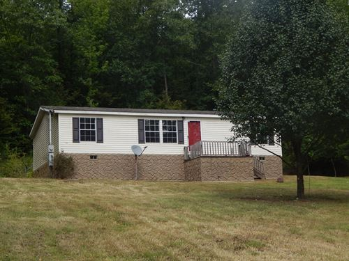 TN 4 Bedroom 2 Bath Country Mobile : Collinwood : Wayne County : Tennessee