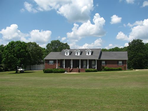 Country Home & Shop, Living : Counce : Hardin County : Tennessee