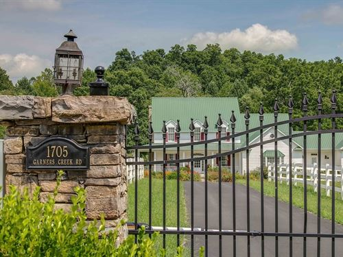 Equestrian Estate Middle TN : Dickson : Tennessee