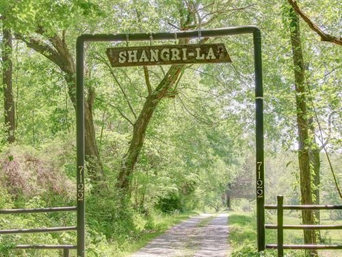 Stunning 29.50 Acre Farm, Historic : Fairview : Williamson County : Tennessee