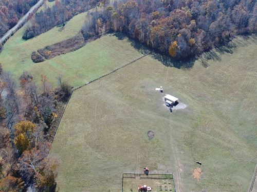 Turn Key Sheep Ranch In Tn For Sale : Lyles : Hickman County : Tennessee