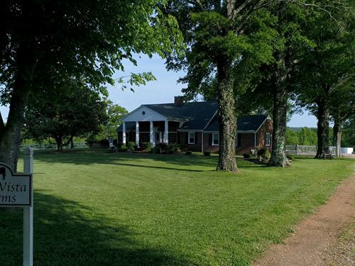 Tn Colonial Home / Mini Farm, Fruit : Morris Chapel : Hardin County : Tennessee