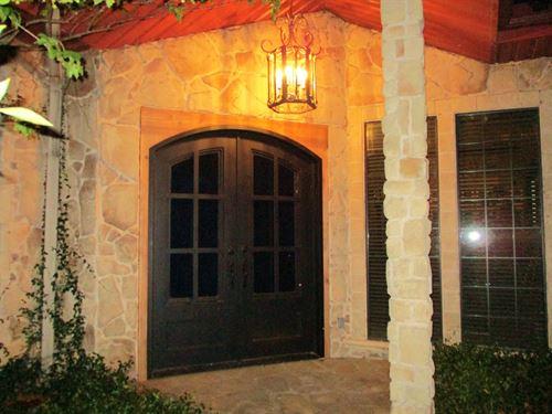 Two Homes With Lake Views : Bonham : Fannin County : Texas