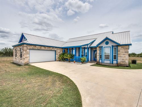 Custom Home Hunting Property San : Charlotte : Atascosa County : Texas