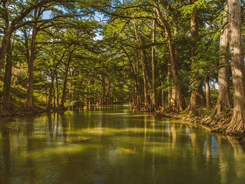 Ranch Guadalupe River Kendall : Comfort : Kendall County : Texas