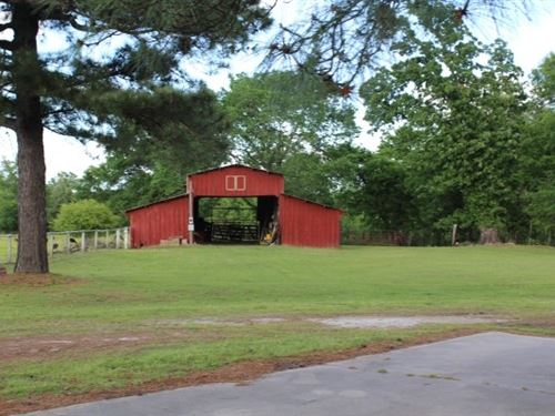 228+ Private Acres, House / Two : De Kalb : Bowie County : Texas