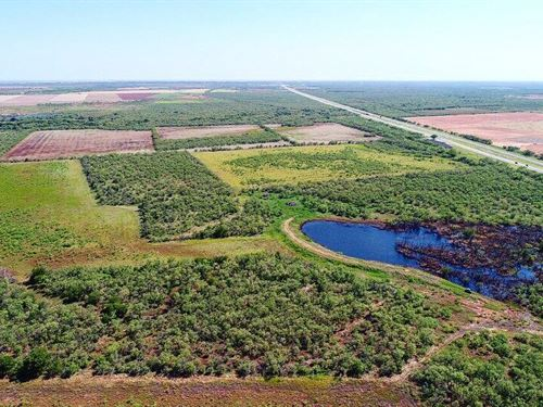 Recreational Hunting Properties : Haskell : Texas
