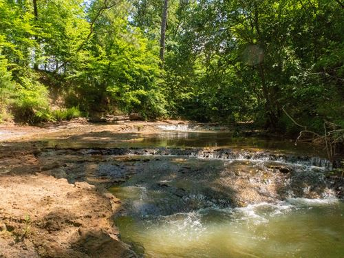 Land Nacogdoches Tx, Waterfalls : Melrose : Nacogdoches County : Texas