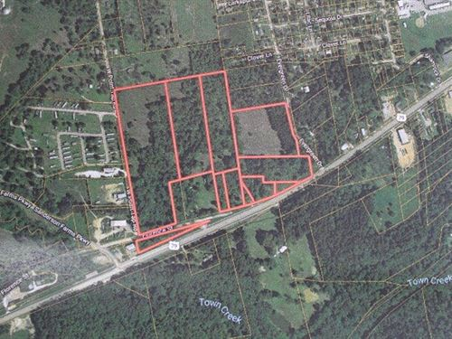 Commercial Residential Development : Palestine : Anderson County : Texas