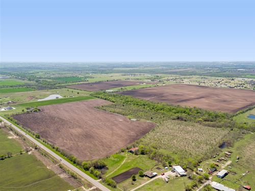 Land For Sale In Royse City, Texas : Royse City : Hunt County : Texas