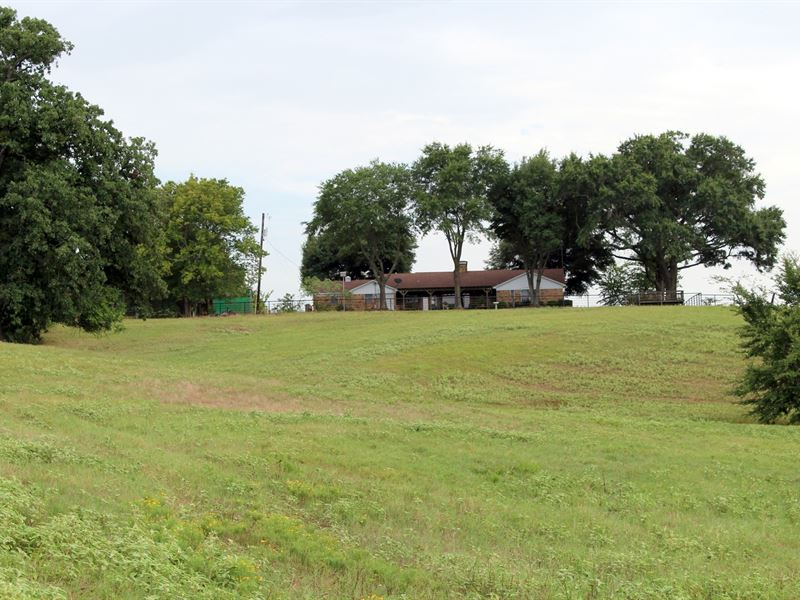 Over 84 East Texas Acres, Stocked : Farm for Sale