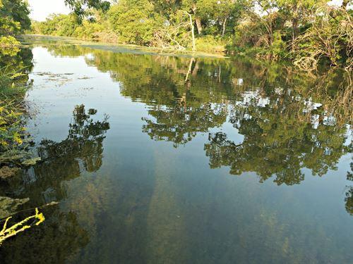 Riverfront Farm San Angelo, TX : Mertzon : Irion County : Texas