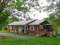 Gorgeous Recreational Farm Property : Bristol : Washington County : Virginia