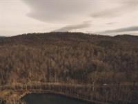 Recreation Land Near Ferrum VA : Ferrum : Franklin County : Virginia