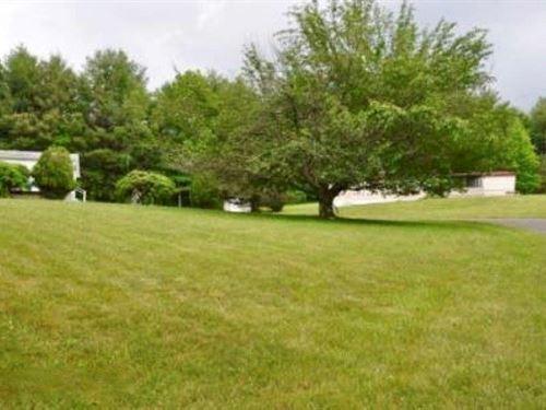 Acreage 2 Dwellings Near Floyd VA : Floyd : Virginia