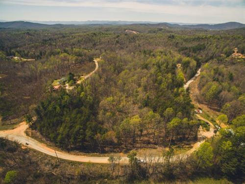 Land And Homesites Near Ferrum VA : Henry : Franklin County : Virginia