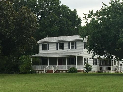 Secluded 10 Acre Farm Southern VA : Kenbridge : Lunenburg County : Virginia