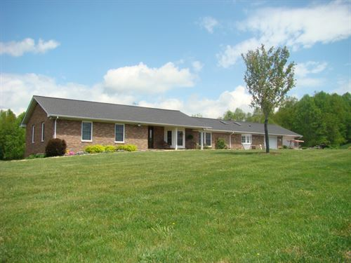 Brick Ranch Home Law Suite 14.5 : Marion : Smyth County : Virginia