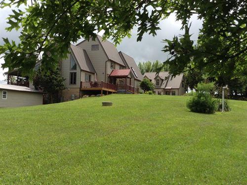 Heaven's Edge, Mountain Estate : Meadows Of Dan : Patrick County : Virginia