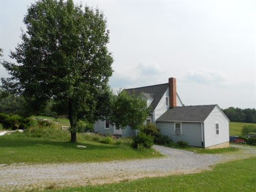 Floyd County VA Farm For Sale : Pilot : Floyd County : Virginia