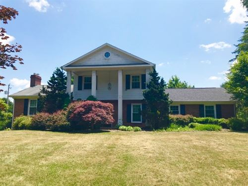 Large Country Home in Willis VA : Willis : Floyd County : Virginia