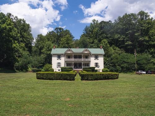Woolwine VA B&B OR Family Retreat : Woolwine : Patrick County : Virginia