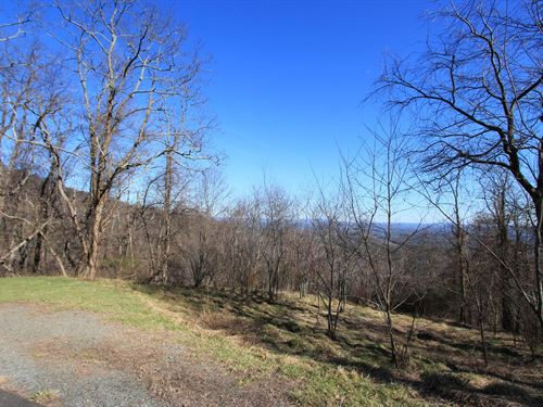 Big View Blue Ridge Mountain Tract : Independence : Grayson County : Virginia