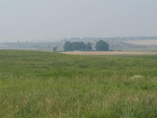 River Front Ranch 851 Acres : Alturas : Modoc County : California