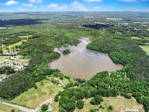 374 Acre Outdoorsmans Paradise : Powder Springs : Cobb County : Georgia