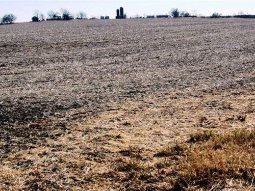 Monroe County, IA Farm Land : Eddyville : Monroe County : Iowa