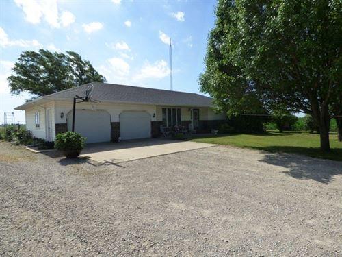 Home For Sale, Monroe County, IA : Eddyville : Monroe County : Iowa