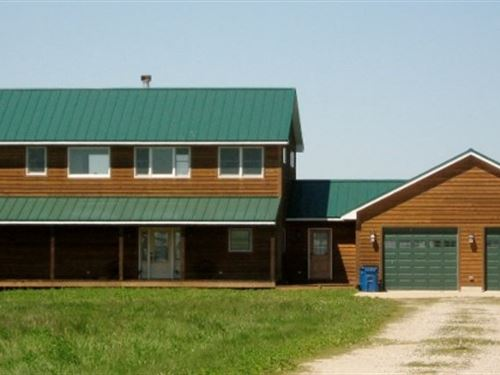 Country Home, 80 Acres M/L Cantril : Cantril : Van Buren County : Iowa