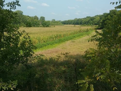 28.54 Acres Mostly Tillable Lee : Keokuk : Lee County : Iowa