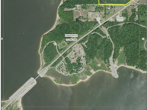 23 Acres Development Land Lake : Melrose : Appanoose County : Iowa