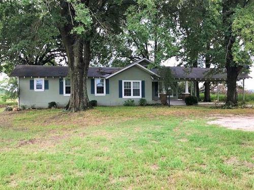 De Kalb Country Home On 5.26 Acres : De Kalb : Bowie County : Texas
