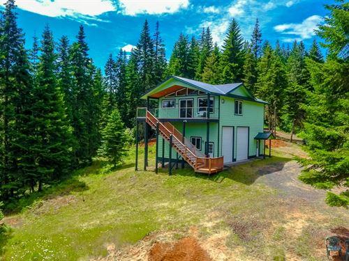 Selway Wilderness,Clearwater River : Kooskia : Idaho County : Idaho