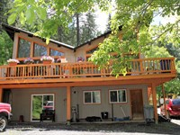 Home, Timbered Acres, 44586 Bobbit : Orofino : Clearwater County : Idaho